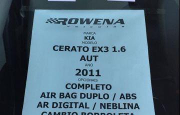 Kia Cerato EX3 1.6 16V - Foto #9