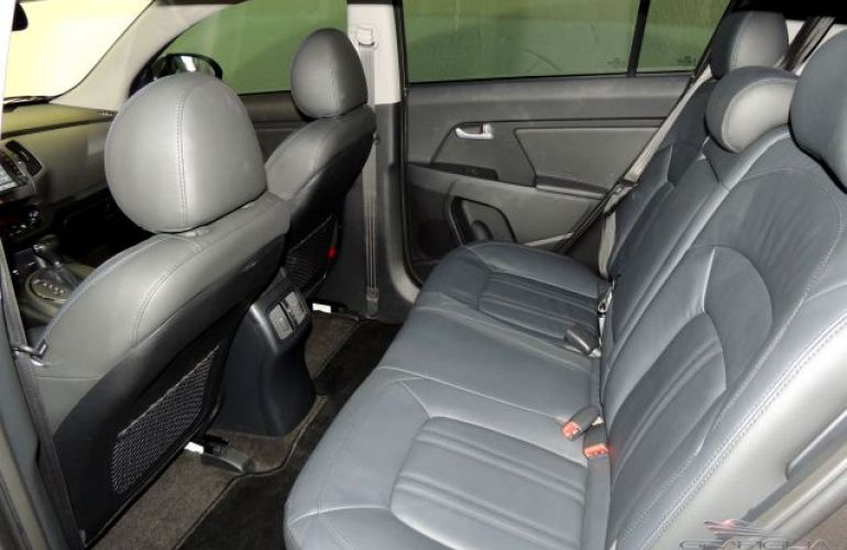 Kia Sportage EX 4X2 2.0 16V Flex - Foto #8