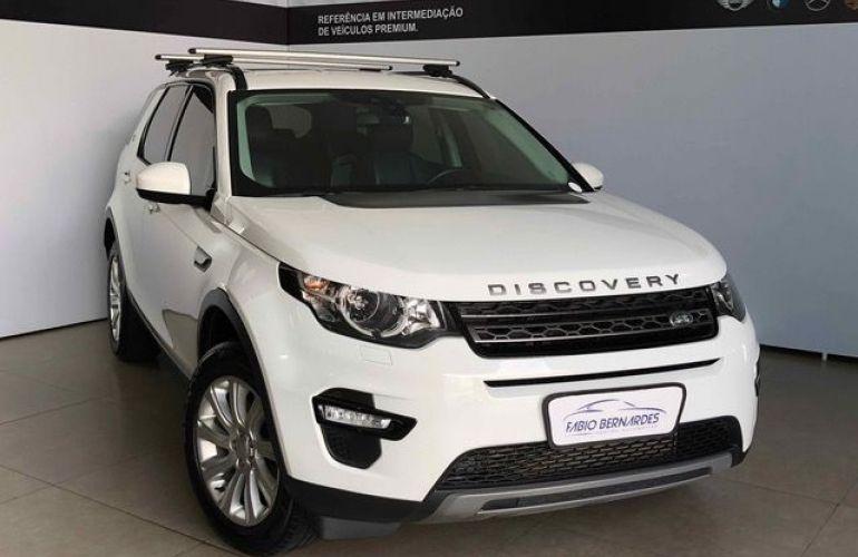 Land Rover Discovery Sport SE 2.0 16V - Foto #2