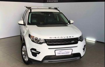 Land Rover Discovery Sport SE 2.0 16V - Foto #3