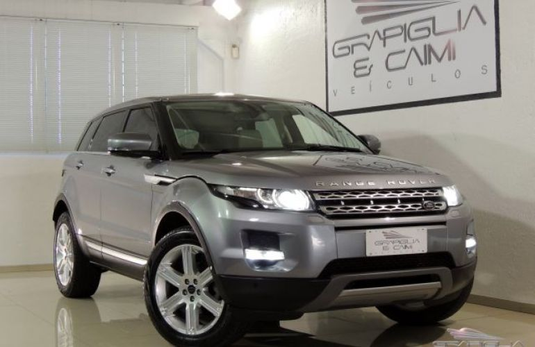 Land Rover Range Rover Evoque Prestige 4WD 2.0 16v - Foto #1