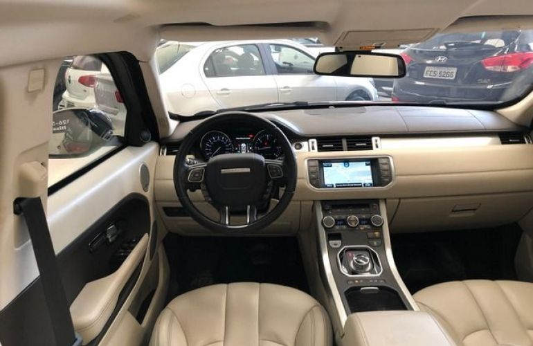 Land Rover Range Rover Evoque Prestige 4X4 2.2 16v - Foto #3