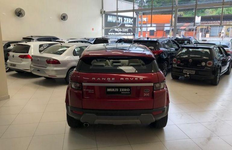 Land Rover Range Rover Evoque Prestige 4X4 2.2 16v - Foto #10