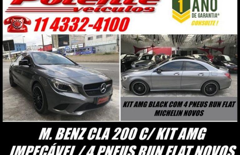 Mercedes-Benz CLA 200 CGI 1.6 16V 156cv Turbo - Foto #1