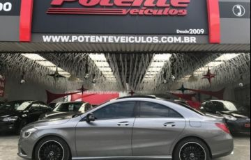 Mercedes-Benz CLA 200 CGI 1.6 16V 156cv Turbo - Foto #9