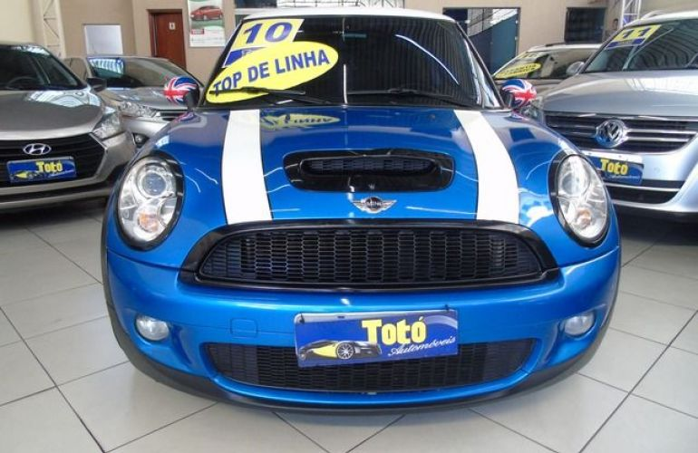 Mini Cooper S 1.6 Turbo 16V - Foto #5