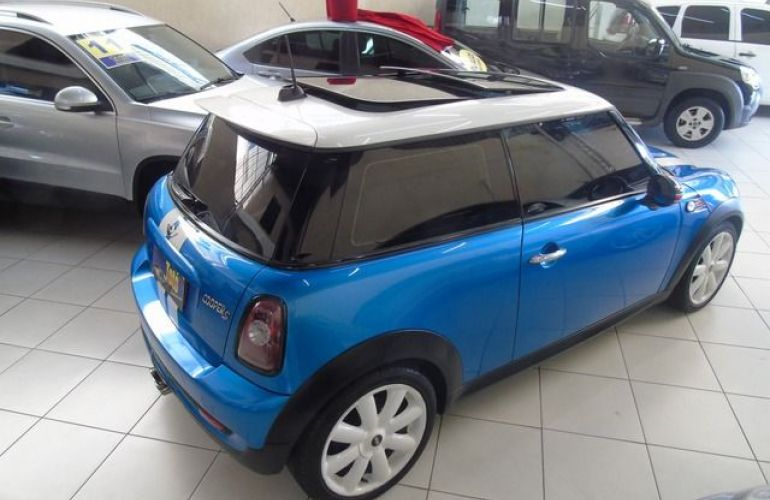 Mini Cooper S 1.6 Turbo 16V - Foto #8