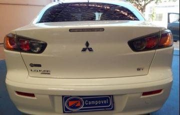 Mitsubishi Lancer GT AWD 2.0 16V - Foto #5