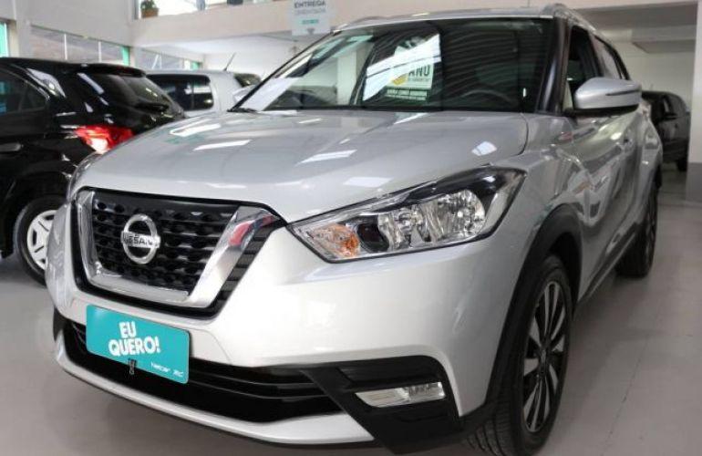 Nissan Kicks SV + Pack Plus 1.6 16V Flex - Foto #1