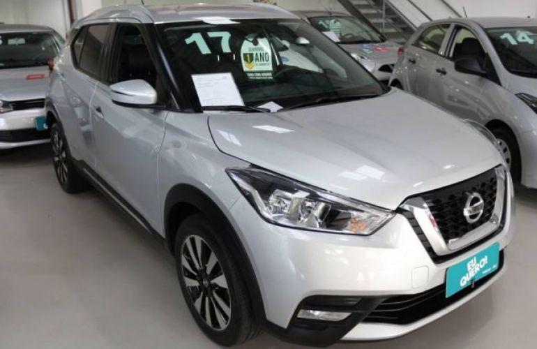 Nissan Kicks SV + Pack Plus 1.6 16V Flex - Foto #2