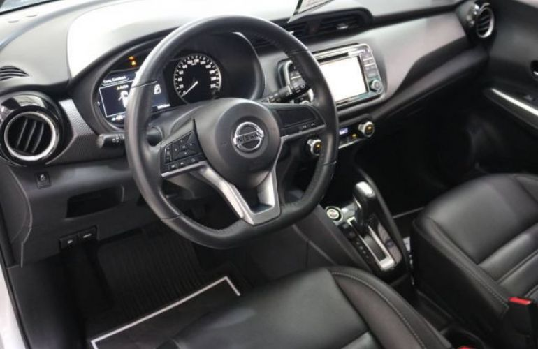 Nissan Kicks SV + Pack Plus 1.6 16V Flex - Foto #7