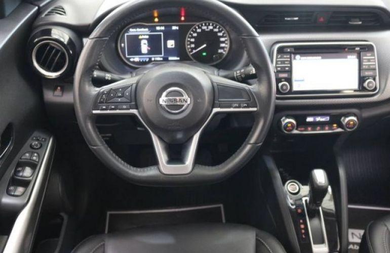 Nissan Kicks SV + Pack Plus 1.6 16V Flex - Foto #8