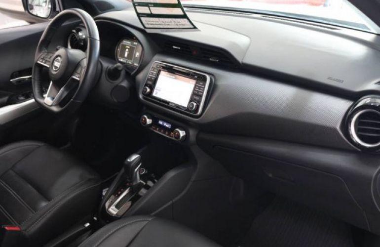 Nissan Kicks SV + Pack Plus 1.6 16V Flex - Foto #9