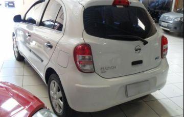 Nissan March SV 1.6 16V Flex - Foto #9