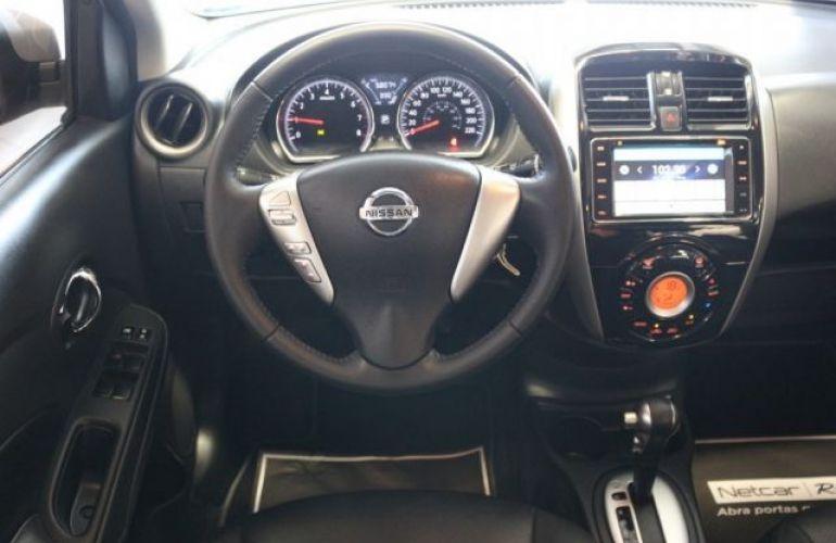 Nissan Versa UNIQUE 1.6 16V Flex - Foto #8