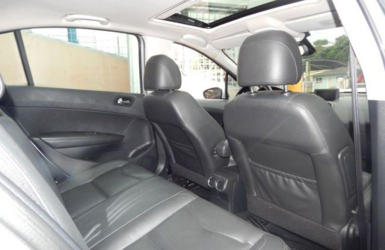Peugeot 408 Griffe 1.6 16V THP - Foto #5