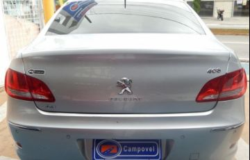 Peugeot 408 Griffe 1.6 16V THP - Foto #6