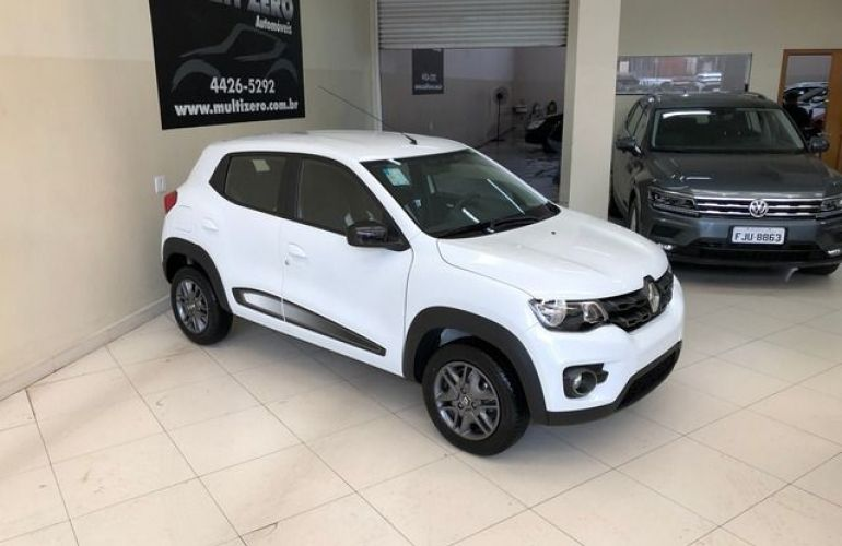 Renault KWID Intense 1.0 12V - Foto #1