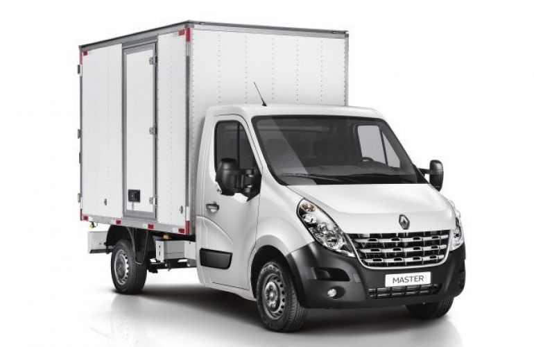 Renault Master Chassi Cabine L2H1 2.3 dCi - Foto #5