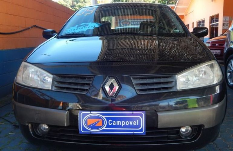 Renault Mégane Sedan Dynamique 1.6 16V Hi-Flex - Foto #1