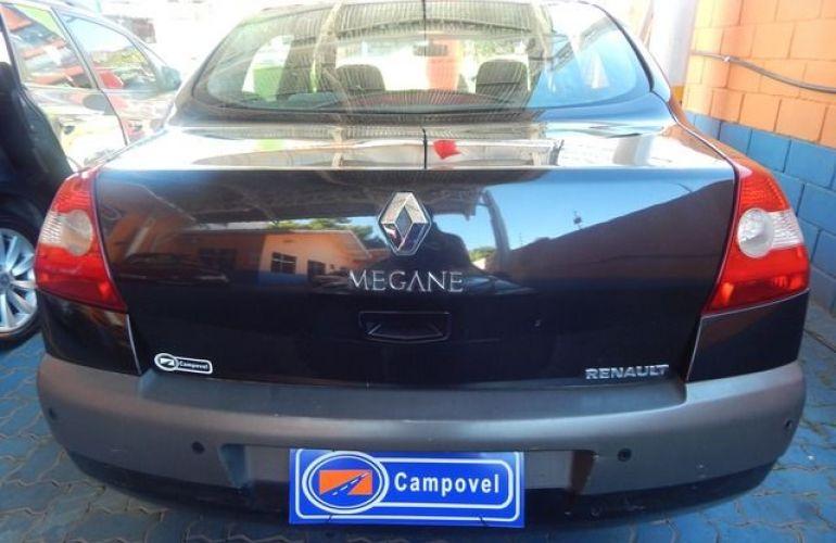 Renault Mégane Sedan Dynamique 1.6 16V Hi-Flex - Foto #5