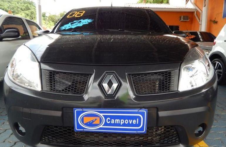 Renault Sandero Expression 1.6 16V Flex - Foto #1