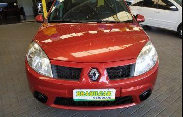 Renault Sandero Authentique 1.0 12V SCe (Flex) - Foto #3