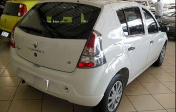 Renault Sandero Expression 1.6 8V Hi-Flex - Foto #9