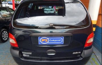 Renault Scénic 1.6 16V Hi-flex - Foto #5