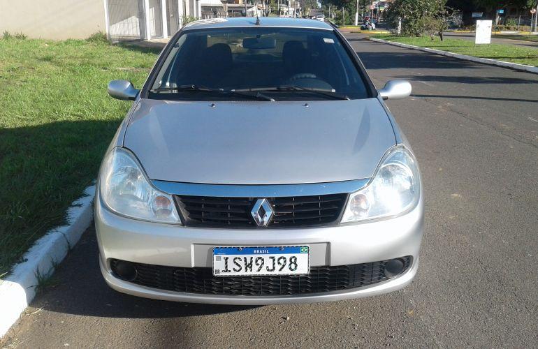 Renault Symbol 1.6 16V Expression (flex) - Foto #3