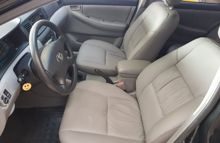 Toyota Corolla 1.8 Dual VVT GLi Multi-Drive (Flex) - Foto #2