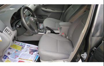 Toyota Corolla Sedan 1.8 Dual VVT-i  XLI (aut) (flex) - Foto #6
