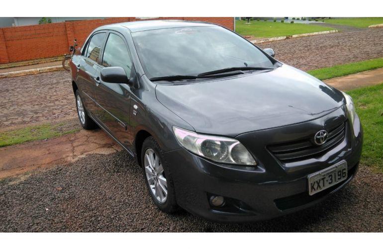 Toyota Corolla Sedan 1.8 Dual VVT-i  XLI (aut) (flex) - Foto #9
