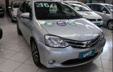 Toyota Etios Platinum 1.5 16V Flex - Foto #3