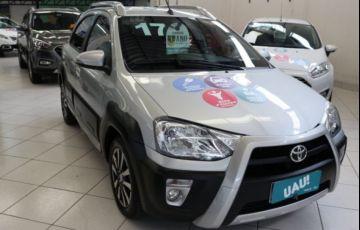 Toyota Etios Cross 1.5 16V DOHC Flex - Foto #3