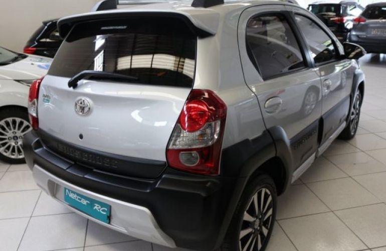 Toyota Etios Cross 1.5 16V DOHC Flex - Foto #5