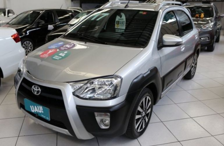 Toyota Etios Cross 1.5 16V DOHC Flex - Foto #10