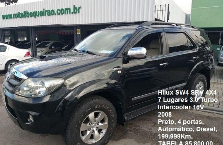 Toyota Hilux SW4 SRV 4X4 5 Lugares 3.0 Turbo Intercooler 16V - Foto #1