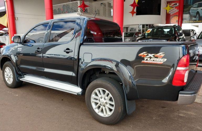 Toyota Hilux SRV 4x4 3.0 Turbo (cab. dupla) - Foto #4