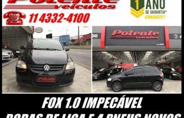 Volkswagen Fox 1.0 Mi 8V Total Flex - Foto #1