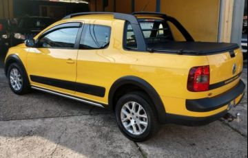 Volkswagen Saveiro Cross CD 1.6 MSI Total Flex - Foto #3