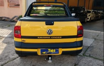 Volkswagen Saveiro Cross CD 1.6 MSI Total Flex - Foto #4