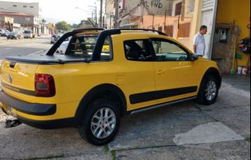 Volkswagen Saveiro Cross CD 1.6 MSI Total Flex - Foto #5