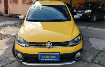 Volkswagen Saveiro Cross CD 1.6 MSI Total Flex - Foto #6