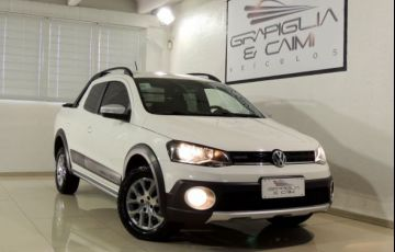 Volkswagen Saveiro Cross CD 1.6 MSI - Foto #1