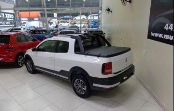 Volkswagen Saveiro Cross CD 1.6 MSI Total Flex - Foto #2