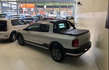 Volkswagen Saveiro Cross CD 1.6 MSI Total Flex - Foto #2