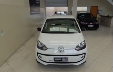 Volkswagen up! High I-Motion 1.0l MPI Total Flex - Foto #9