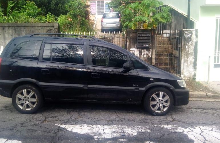 Chevrolet Zafira Elite 2.0 (Flex) - Foto #9