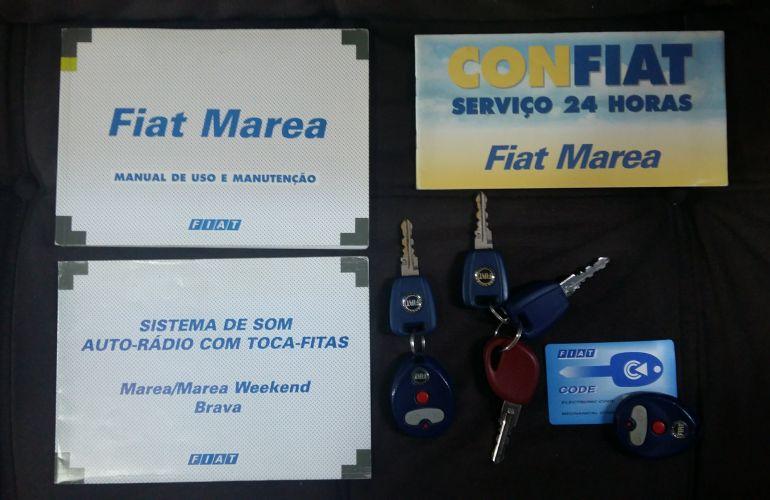 Fiat Marea Weekend HLX 2.4 20V (Aut) - Foto #8